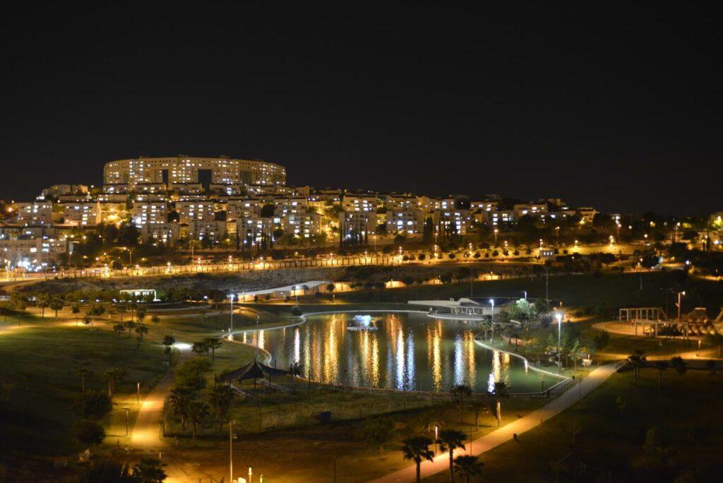 תמונה של העיר מודיעין